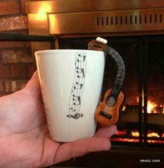 Coffee.....and music.....