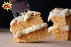 = PROTEIN POW(D)ER !: The Amazing Sweet Potato Protein Cake with Cinnamon Swirl Protein Icing!