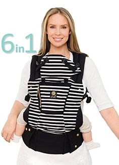 56a378078c9 Lillebaby Complete Airflow Baby Carrier In Black
