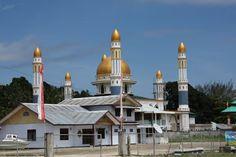 Kaimana Mosque, Papua, Indonesia