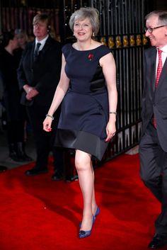 British Prime Minister Theresa May Style | POPSUGAR Fashion