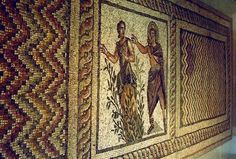 House of Menander, Apollo and Daphne, Pompeii