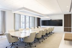 Light fixture. Boardroom