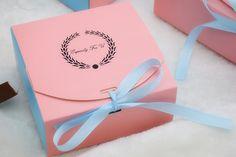 Cajas de Embalaje, Caja de dulces guirnalda panadería galleta torta de la taza caja CH 5021203, alta calidad.