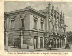 palat lapusneanu Vintage Photographs, Old Photos, Moonlight, Past, Places To Visit, Survival, Louvre, Street View, Urban