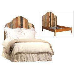309176 In By Century Furniture SAMUELu0027S FURNITURE Ferndale, WA   Platform  Bed With Bracket Foot U0026 Uph H.B. King Size 6/6 | Bedroom | Pinterest | King  Size, ...