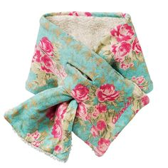 Cakewalk scarf with all over flower print