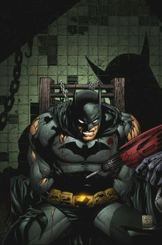 BATMAN •Tony Daniels