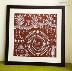 Warli art in its urban avatar is a great addition to any home and a wonderful 'do-it-your-self' idea for arts and craft lovers with an eye for detailing and design. It is, perhaps, also a way for us to connect to the simple way of living that this tribe has maintained for thousands of years.