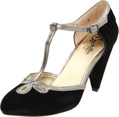 Amazon.com: Seychelles Women's All Dressed Up T-Strap Pump