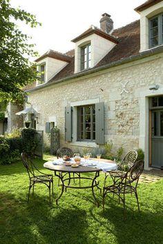 Maison d'hôtes dans le Perche CôtéMaison.fr