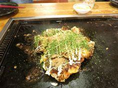så er der okonomiyaki!