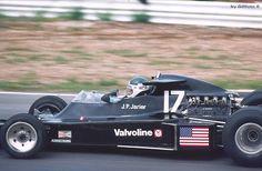 Jean-Pierre Jarier - 1975 - Shadow Ford DN 5