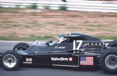 Jean-Pierre Jarier - 1975 - Shadow Ford DN 5