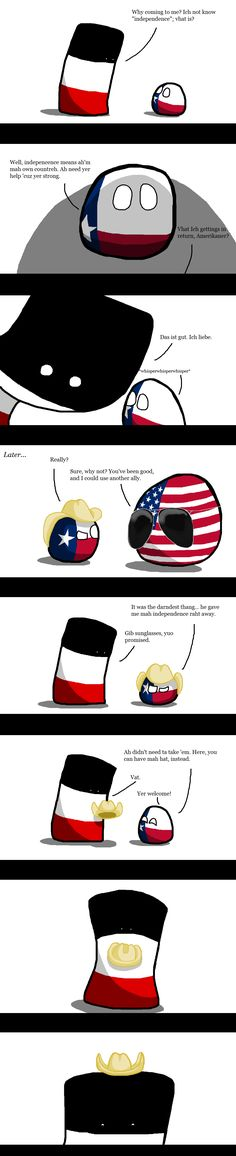 Texas and Reichtangle