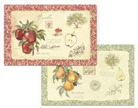 Placemat Old Orchard Apple/Pear