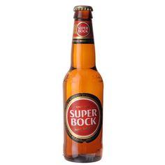 Super Bock - My son's favorite Portuguese beer