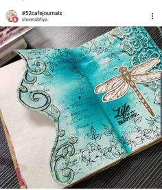 Bullet Journal Ideas Pages, Art Journal Pages, Art Journals, Art Journal Covers, Kunstjournal Inspiration, Art Journal Inspiration, Mixed Media Journal, Mixed Media Art, Altered Books