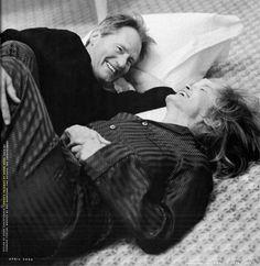 Sam Shepard & Jessica Lange