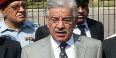 India trying to sabotage CPEC: Khawaja Asif
