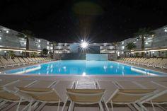 Piscina principal del Hotel Sentido Lanzarote Aequora Suites