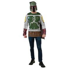 Adult Boba Fett T-Shirt Costume Kit - Phil