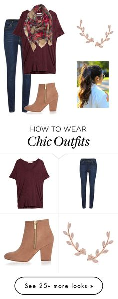 """""""Fall outfit"""" by lilymiller014 on Polyvore featuring Humble Chic, Cheap Monday, T By Alexander Wang, River Island, women's clothing, women, female, woman, misses and juniors"""