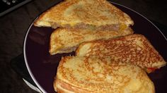 "Philly Grilled Cheese! ""Heaven""  @allthecooks #recipe #sandwich #cheese #beef #easy #dinner"