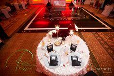 custom seamless black and white dance floor wedding with Karen Tran Florals Karen Tran, Dance Floor Wedding, Dance Floors, Table Decorations, Black And White, Amazing, Florals, Inspiration, Weddings