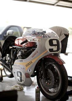 Honda CR750 Fairing. Tt