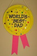 Worlds Best Dad Award fathers day gifts crafts, fathers day crafts for adults, fathers day for husband Best Dad Award Daycare Crafts, Sunday School Crafts, Classroom Crafts, Toddler Crafts, Preschool Crafts, Diy Father's Day Gifts, Father's Day Diy, Papa Tag, Fathers Day Art