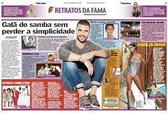Jornal Diário Gaúcho 2015 #SAMBRA