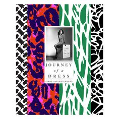Coffee Table Book Penguin Random House DVF Journey Of A Dress By