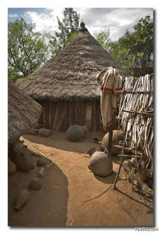 Wonderful Tribes of Africa