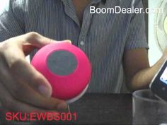 BoomDealer Waterproof Wireless Bluetooth Speaker              You can get it at BoomDealer.com  Free Shipping!