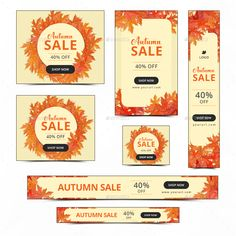 Image result for autumn sale Sale Banner, Web Banner, Banners, Sale Promotion, November, Campaign, Web Design, Autumn, Image