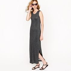 Summer must haves, including this chic maxi.