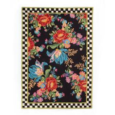 Victorian Rugs, Best Doll House, Country Rugs, Big Rugs, Floral Area Rugs, Flower Market, Weaving Techniques, Blue Backgrounds, Wool Area Rugs