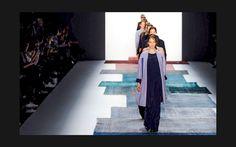 Fashion Week Berlin Herbst/Winter 2015/16 - Isabell de Hillerin: Ihre Kreationen zeigt die Designerin in Berlin. Kurz vor ihrer Schau sprachen wir mit der Designerin über Nachhaltigkeit, Produktionsbedingungen und die neue Kollektion.