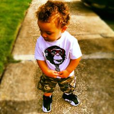 My son will definitely be swagged out. Lol