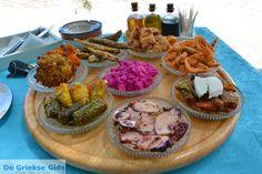 Spanakorizo - Spinazierijst Shrimp, Meat, Tapas, Foodies