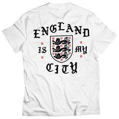"Nick Crompton ""England is my city"" Shirt"