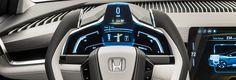 Honda FCV Concept - Official Site