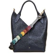 0ccd1b32b8e1 Anya Hindmarch Bucket Bag with Small Circles (£1