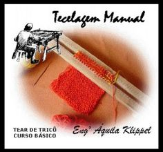 Ref.14 - Tear de Tricô - Curso Blásico - R$ 40,00