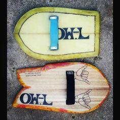 #handplanes #paulownia #handmade #yew #bodysurf #surf #greatoceanroad #anglesea #owlhandplanes #handplane #handshaped #shaka #recycledsurfboard