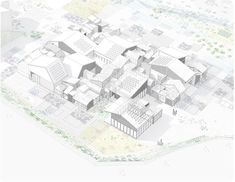 Graphic Architecture Porn - The Big Kitchen / final thesis [ 2012 May ] Architecture Graphics, Architecture Drawings, School Architecture, Architecture Design, Architecture Diagrams, Architecture Portfolio, Axonometric View, Axonometric Drawing, 3d Modelle