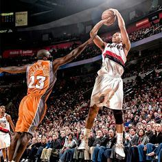Remember when B-Roy dropped 52 points on the @Suns? #TBT  We just tweeted a link to the video.