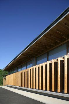 Pôle éducatif - L'école des champs, Noroy-le-Bourg, 2010 - Architectures Amiot - Lombard