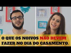 VLOG DO CASAL #08 O QUE OS NOIVOS NÃO DEVEM FAZER NO DIA DO CASAMENTO. - CASAL DO BLOG